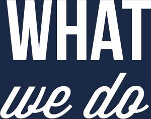 Animated What we do icon